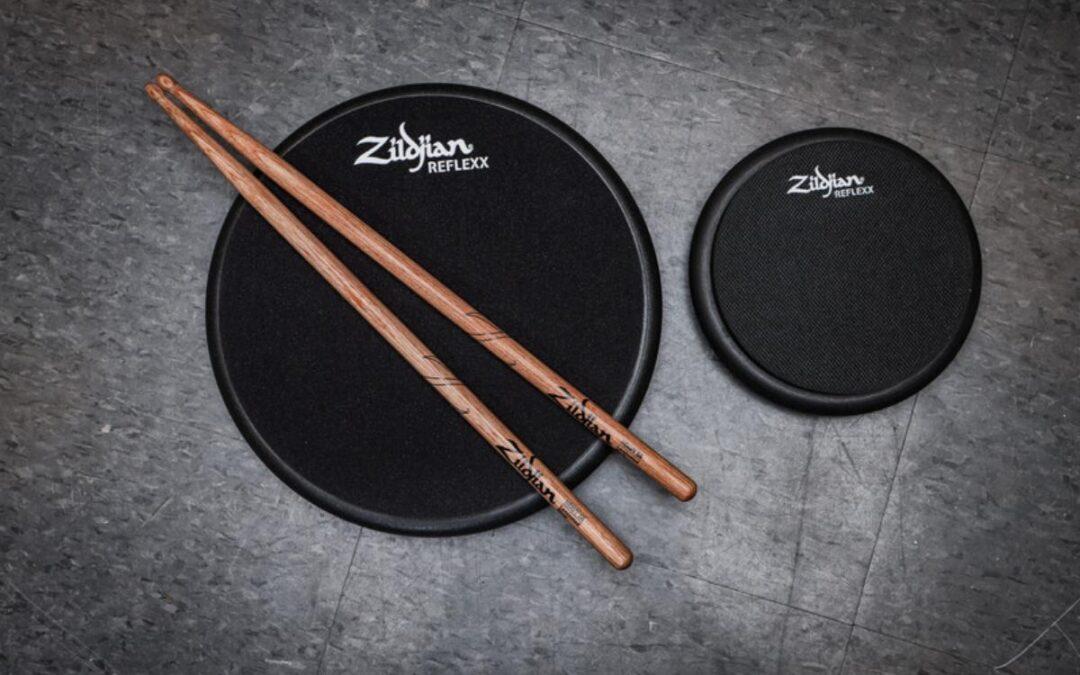 Nowy pad ćwiczebny od firm Zildjian i Reflexx